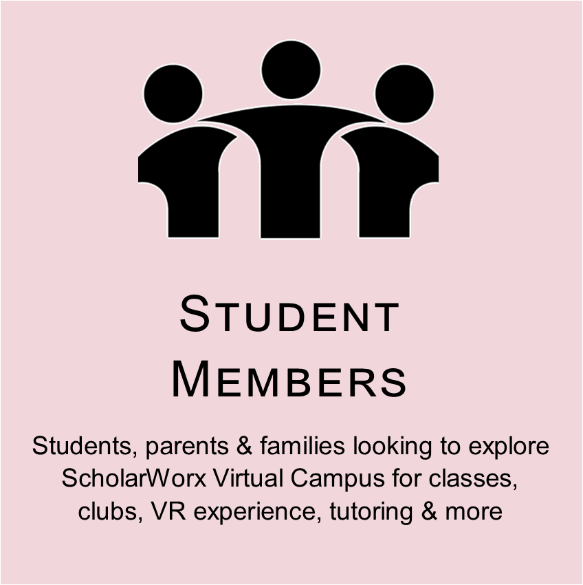 Tile connecting to page with information for student and family members.