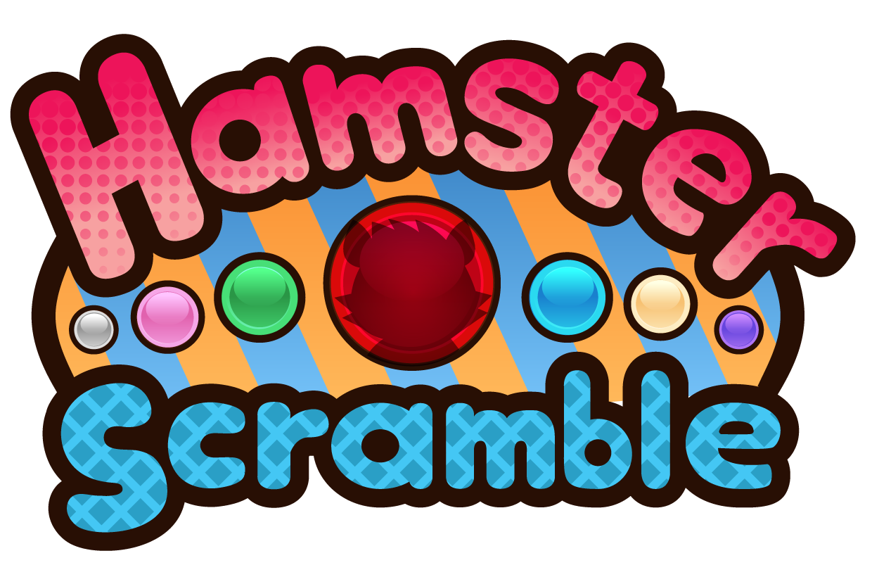 Hamster Scramble Logo