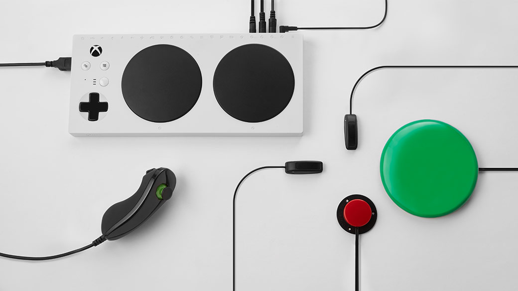 The Xbox Adaptive Controller as an example of inclusive UX design