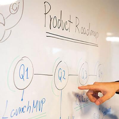 Finde heraus, wie du in wenigen Schritten eine Roadmap für dein Produkt oder Projekt erstellen kannst. → Jetzt loslegen