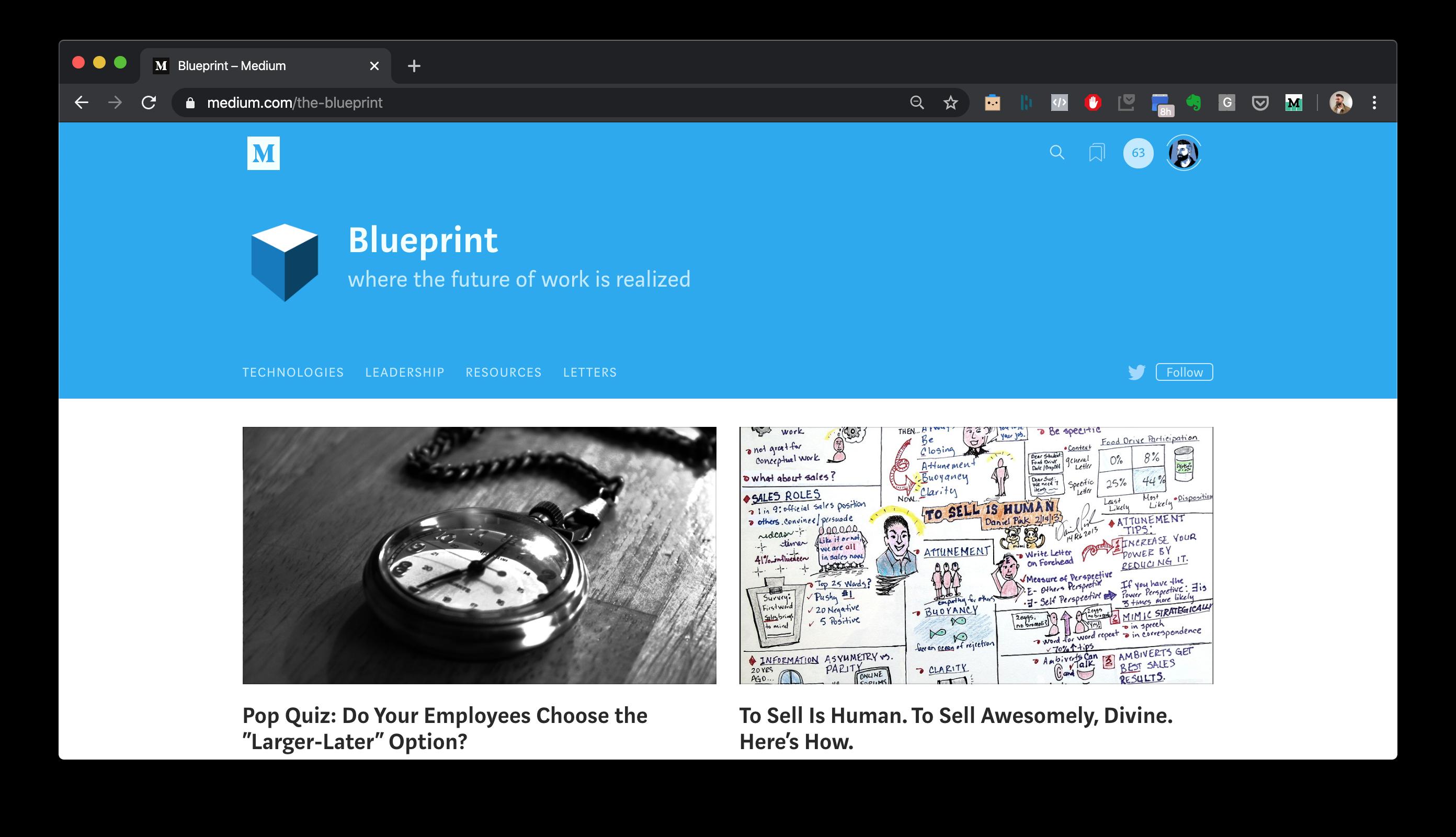 Blueprint for Box