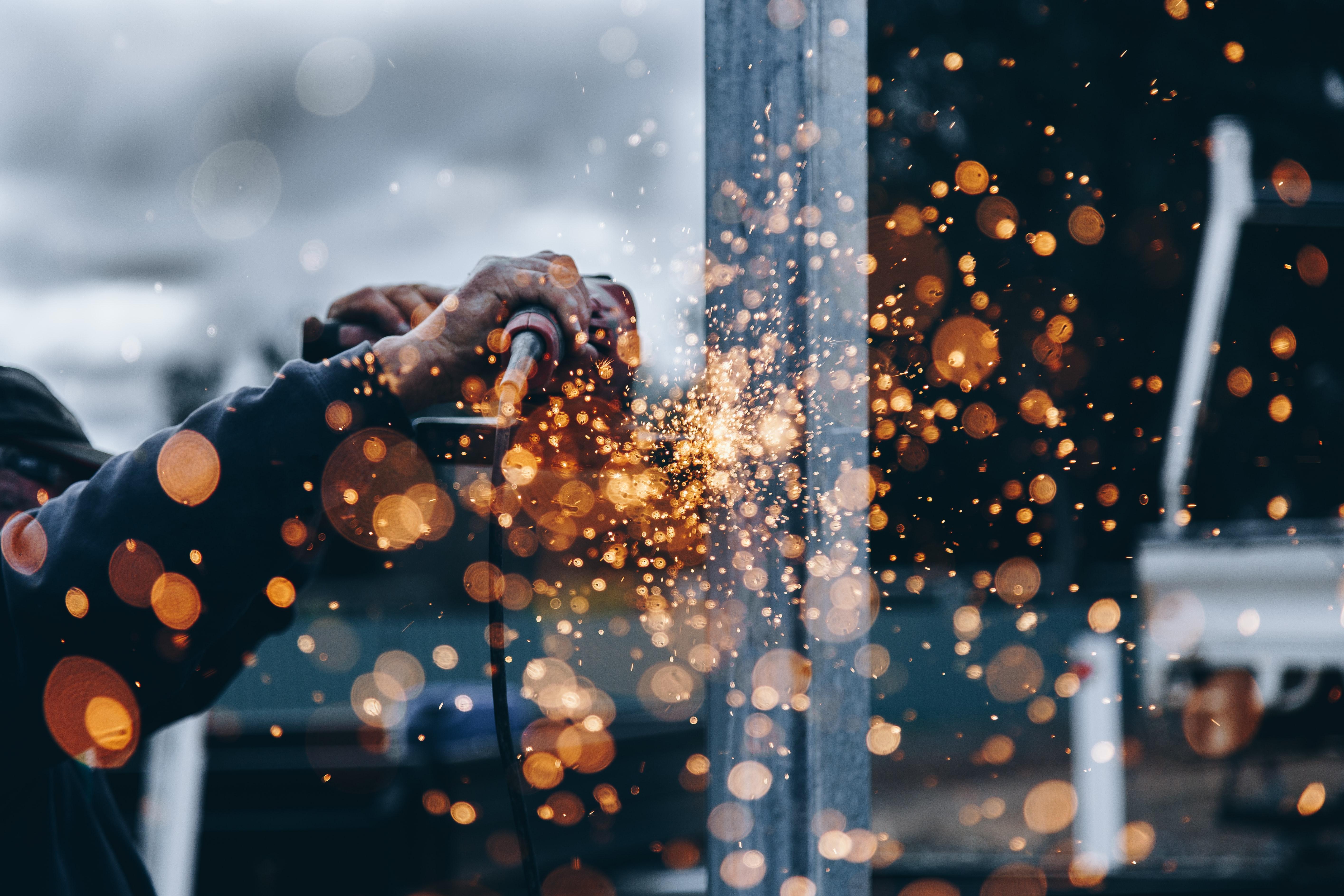 Die industrielle Nutzung von Edelmetallen
