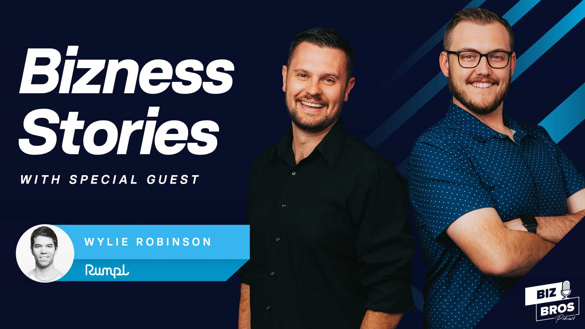 Biz Stories With Wylie Robinson: The Story Behind Rumpl