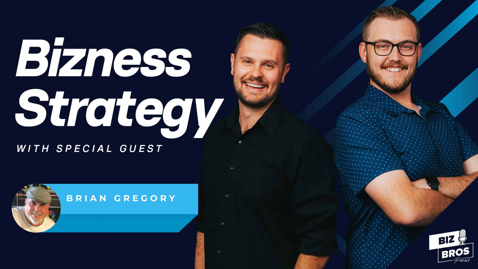 How can a small business advertise just like a big brand and why should they with Brian Gregory