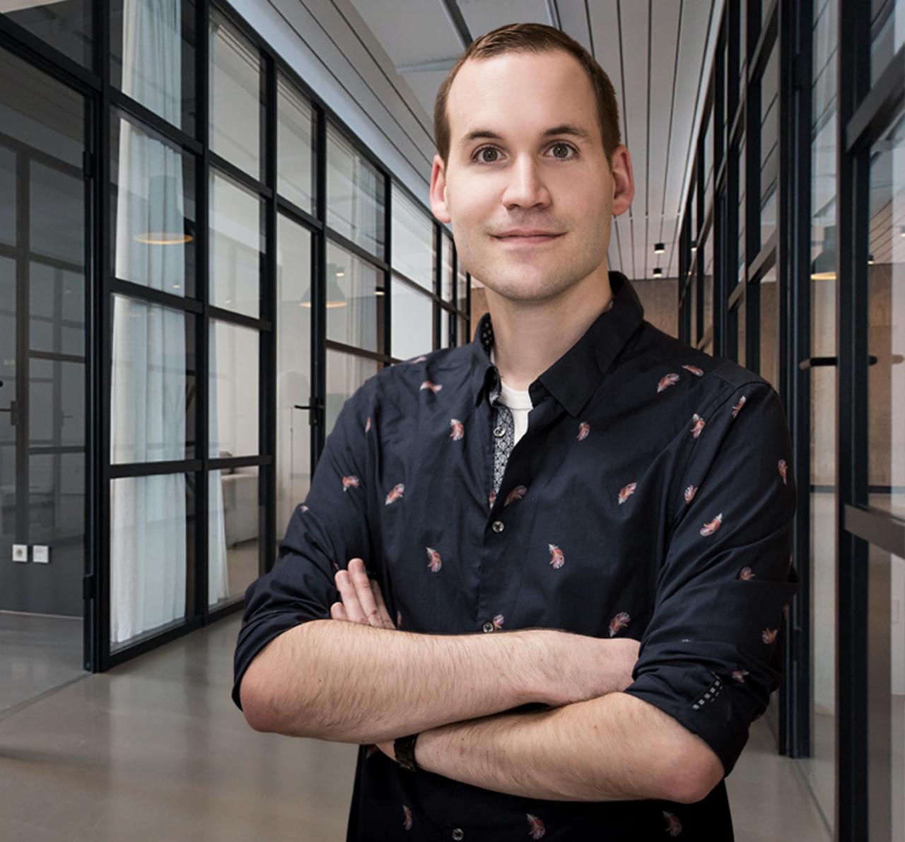 Mathieu Ruchat, Spezialist für Website und Marketing