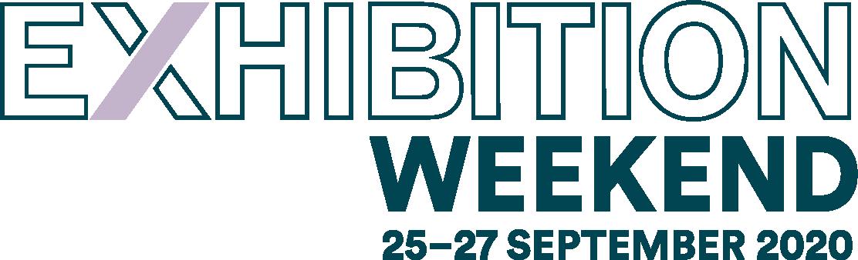 Exhibition Weekend Logo