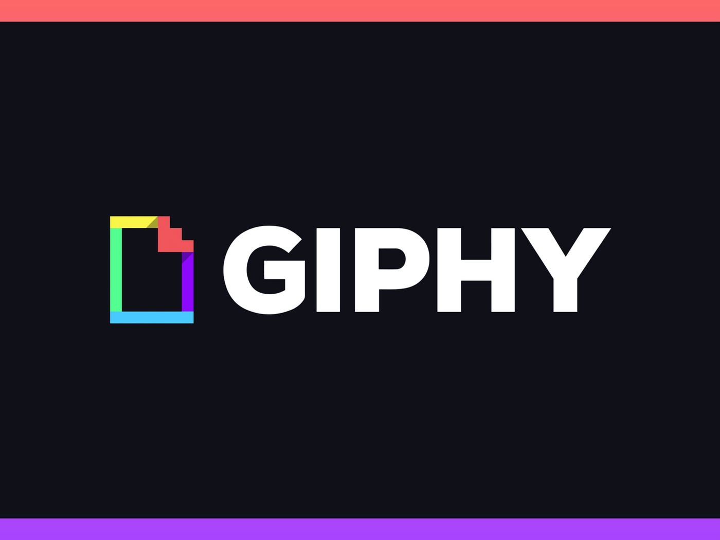 A screengrab of Giphy