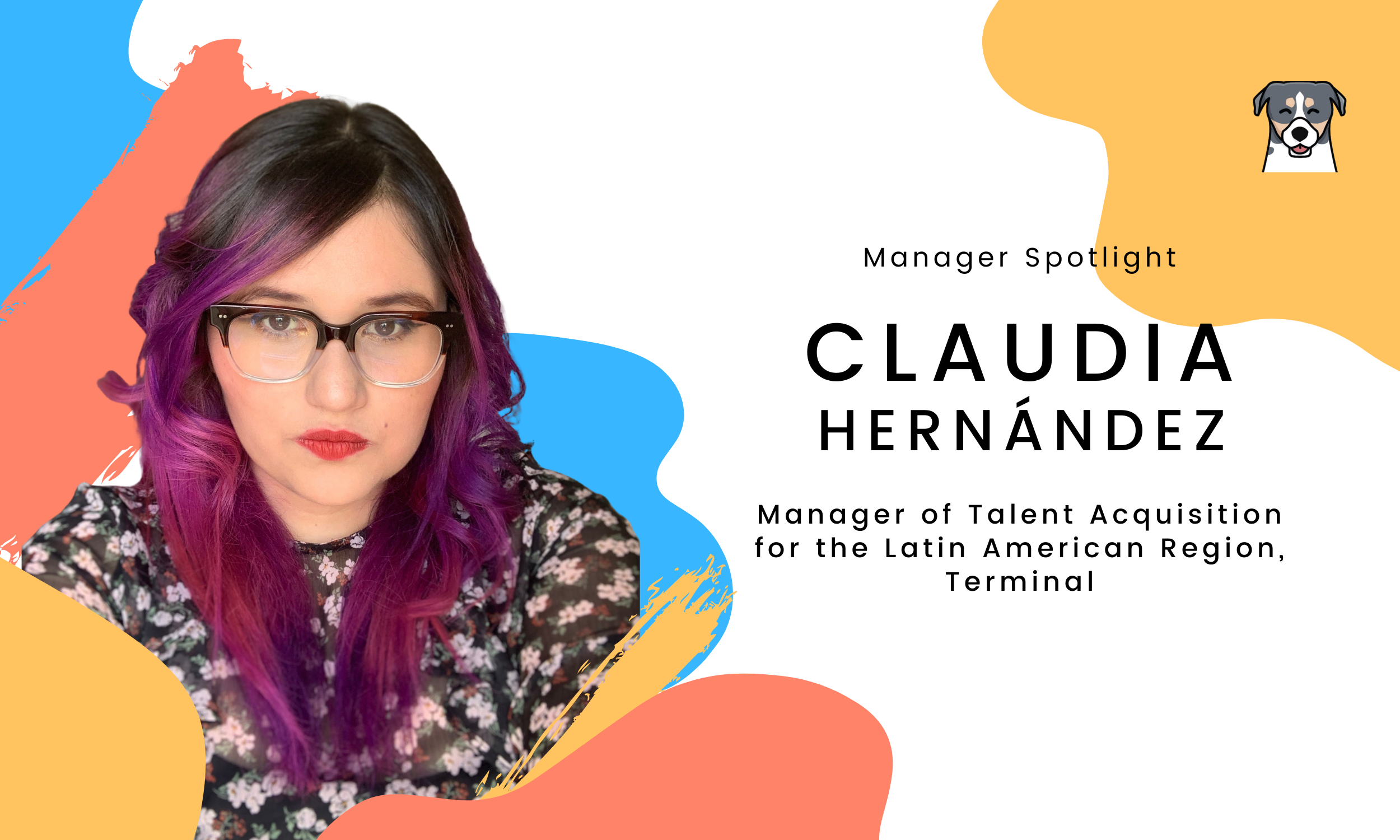 This week we spoke to Claudia, Manager of Talent Acquisition at Terminal. She shares her best tips for work-life balance, finding time for team building, and managing a busy schedule.
