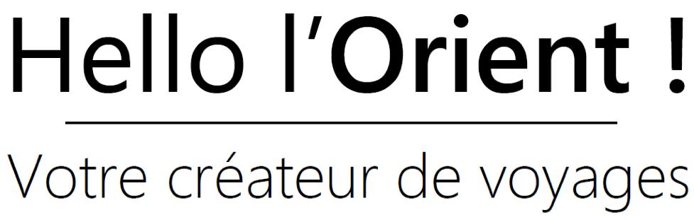 HELLO L'ORIENT