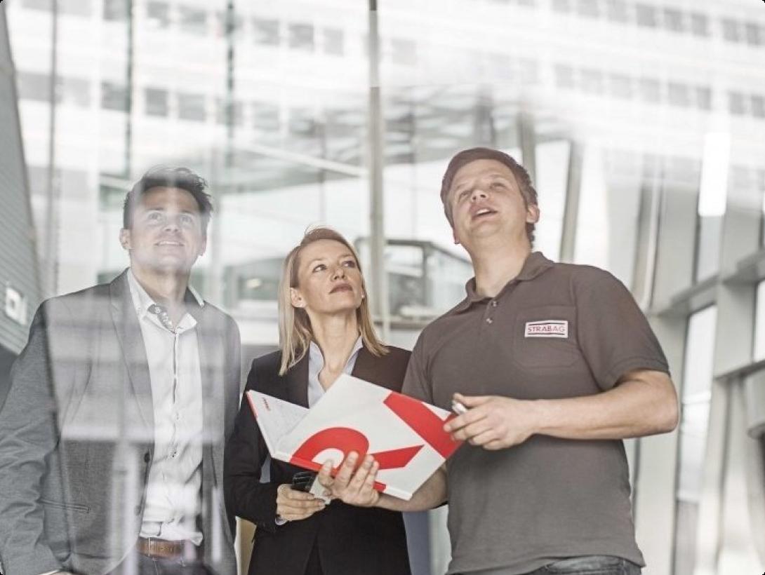Strabag focus on digital employee development