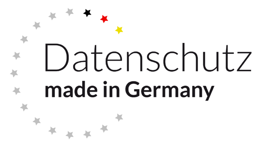 Datenschutz made in Germany Logo