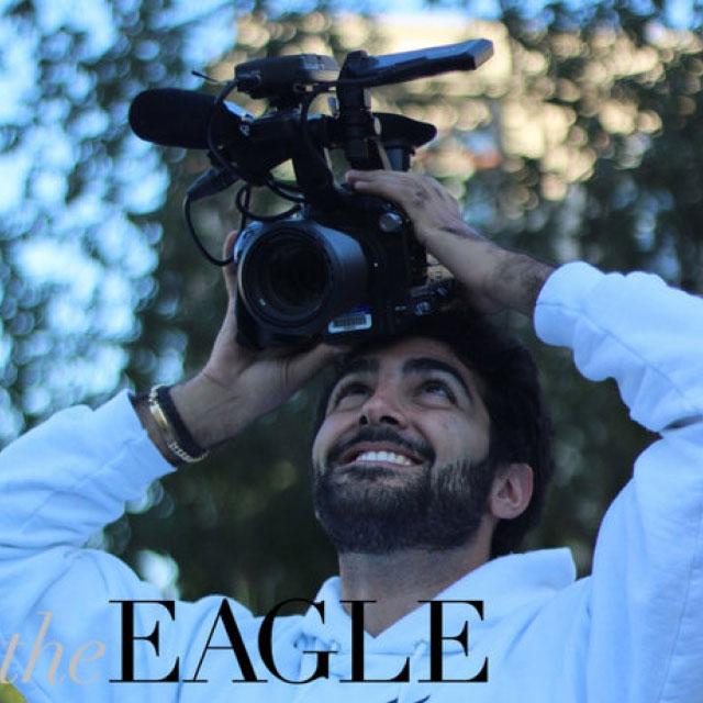 The Eagle • AU Senior Wins National Film Competition