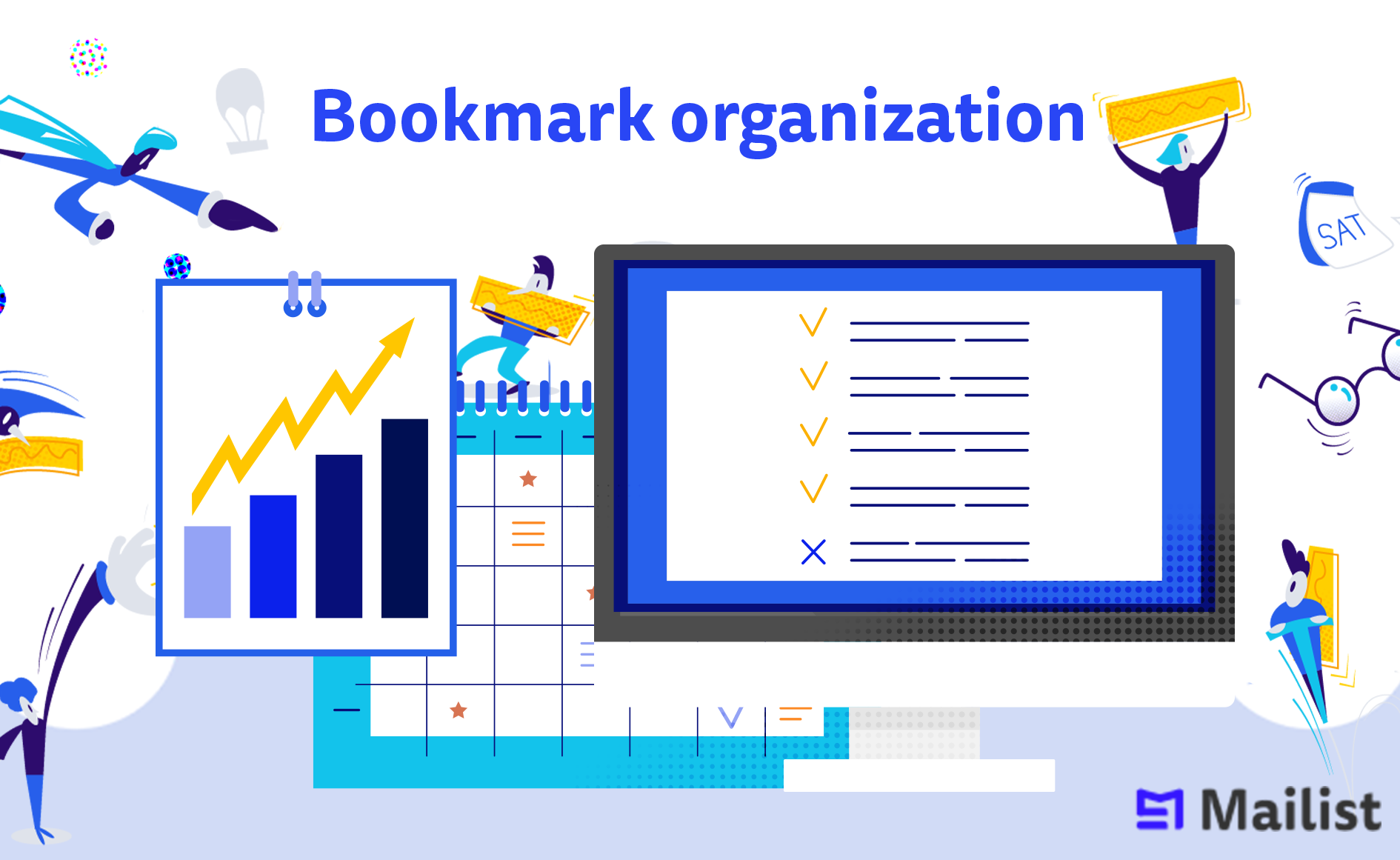 How to organize your bookmarks