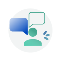 manage participants with digital badges