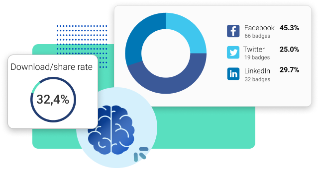 Icon of statistics