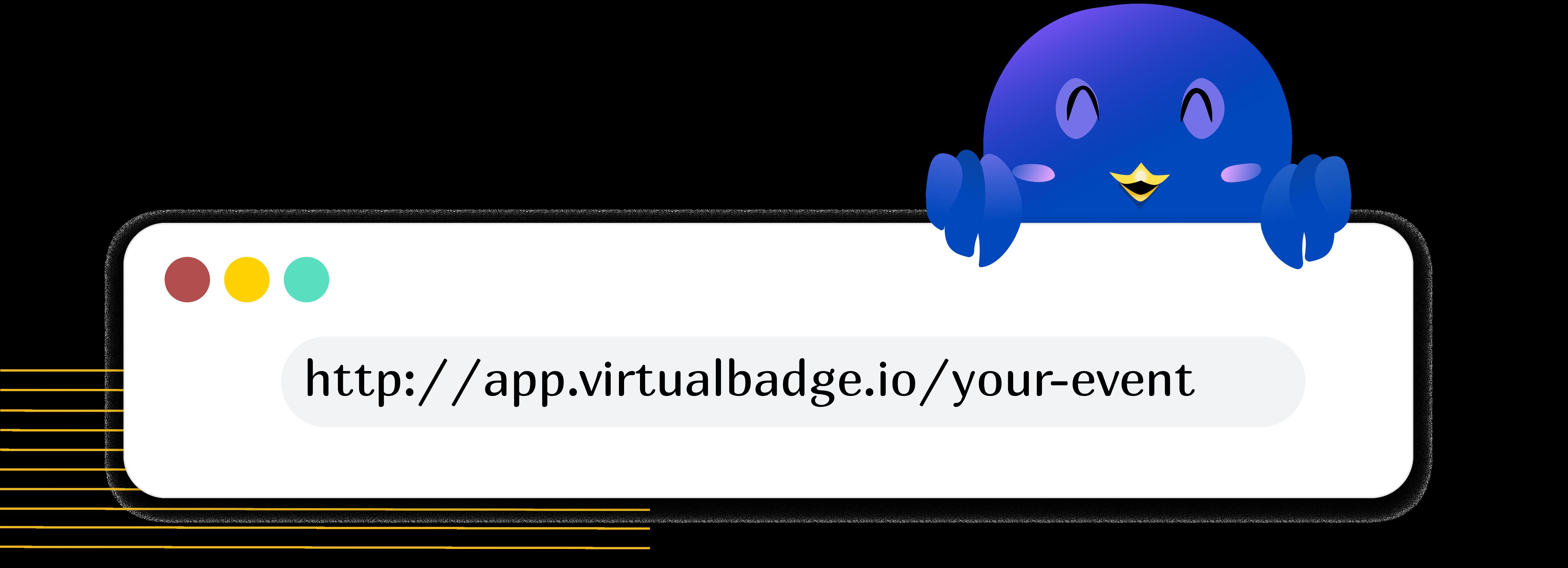 URL example with Mamo