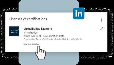 linkedin digital certificate