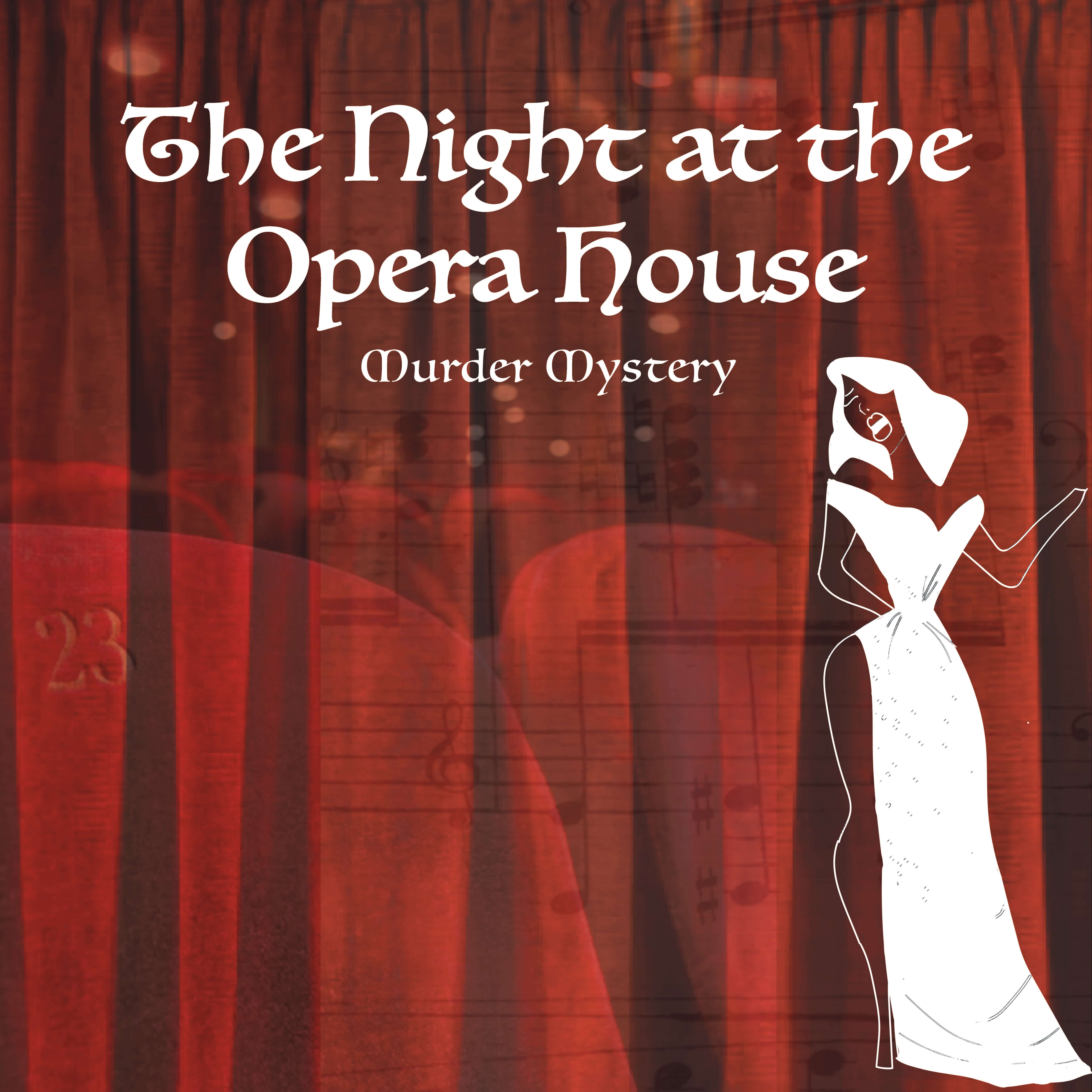 Virtually Hosted Games - The Night at The Opera House