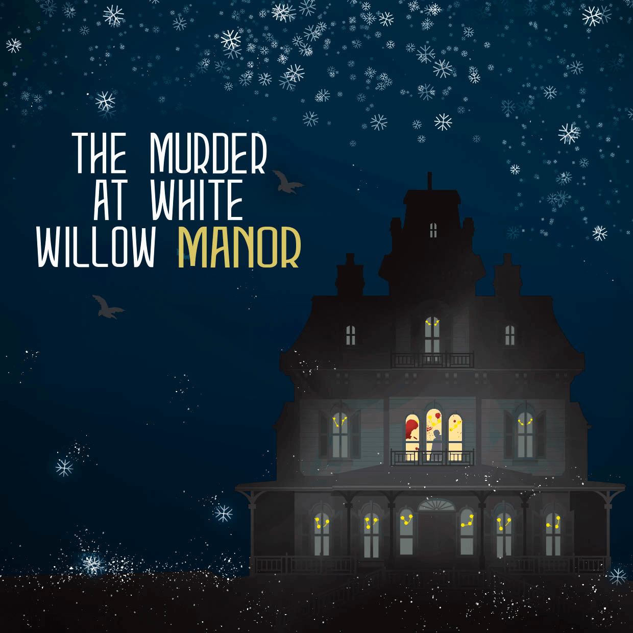 Virtually Hosted Games - The Murder at White Willow Manor
