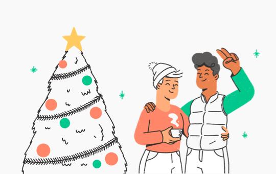5 idées pour faire rimer fêtes de fin d'année et solidarité en entreprise