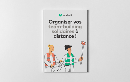 Organiser vos team-building solidaires à distance