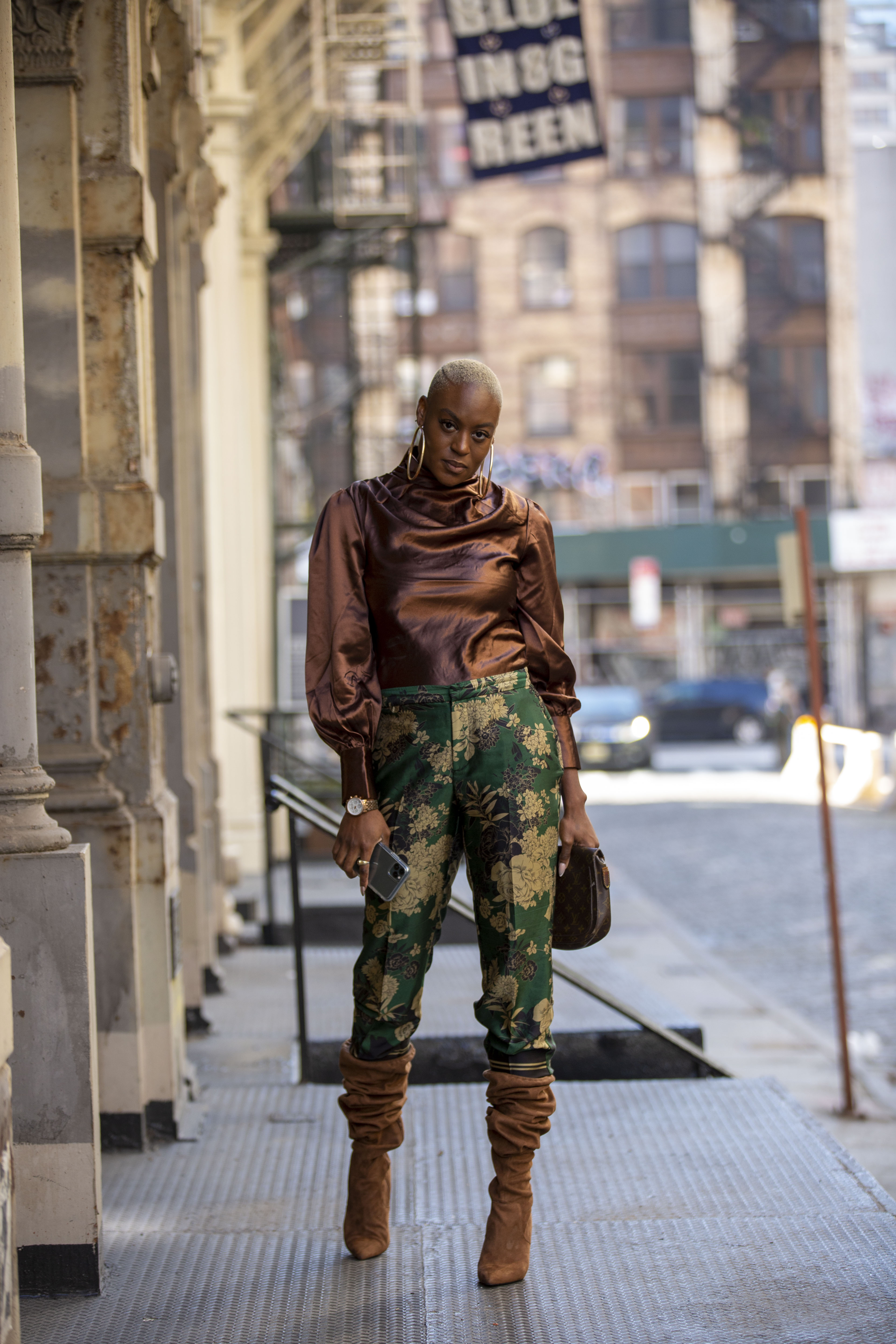 4 Ways To Style Brown Like A Boss