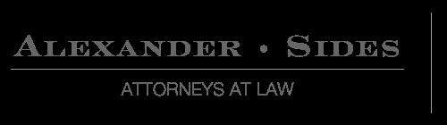 Alexander Sides logo.