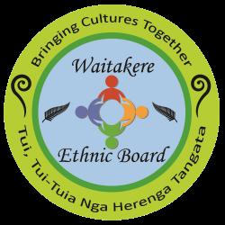 Waitakere Ethnic Board Trust logo