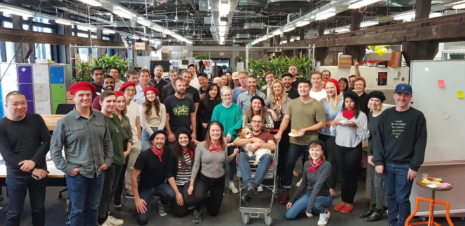 The GridAKL / John Lysaght Community