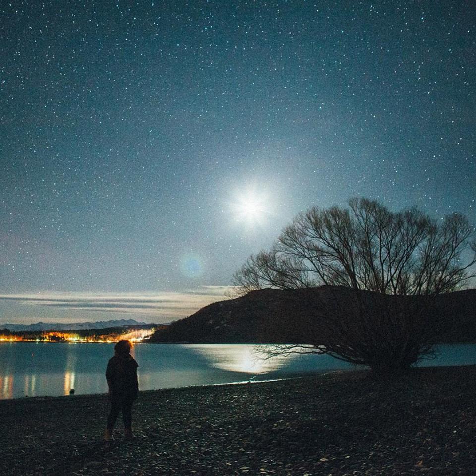 Lake Tekapo - Image Credit: Maki Yanagimachi
