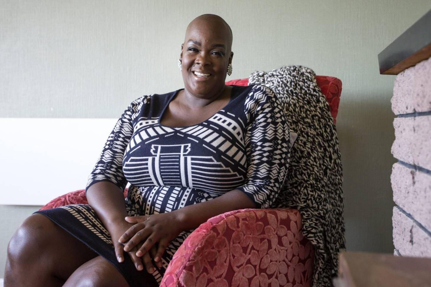 Sonya Renee Taylor - credit to  https://www.stuff.co.nz/life-style/well-good/inspire-me/105025383/fat-black-queer-poet-on-a-mission-to-free-us-from-oppressive-beauty-norms