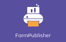 Form Publisher - Approval Workflow