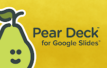 Pear Deck for Google Slides Add-on