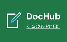 DocHub - PDF Sign and Edit