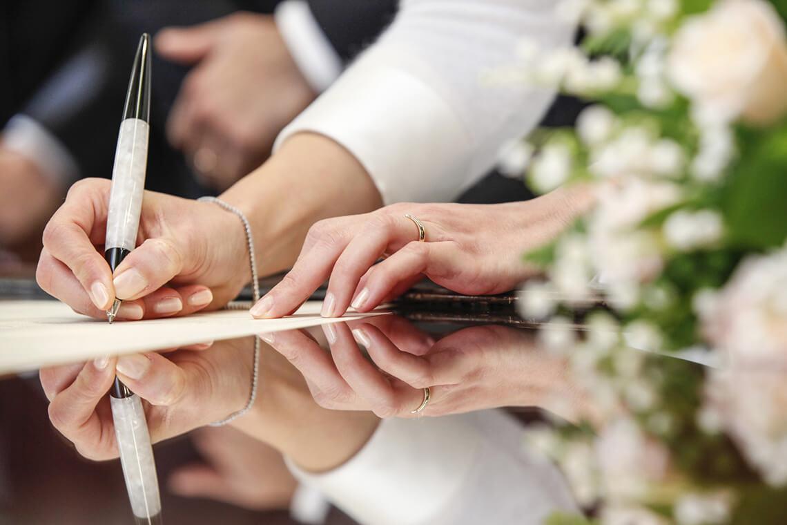 ¿Quieres casarte ante notario?