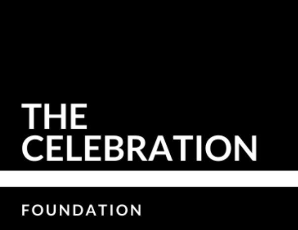 Celebration nation logo, a nonprofit that helps the latino community