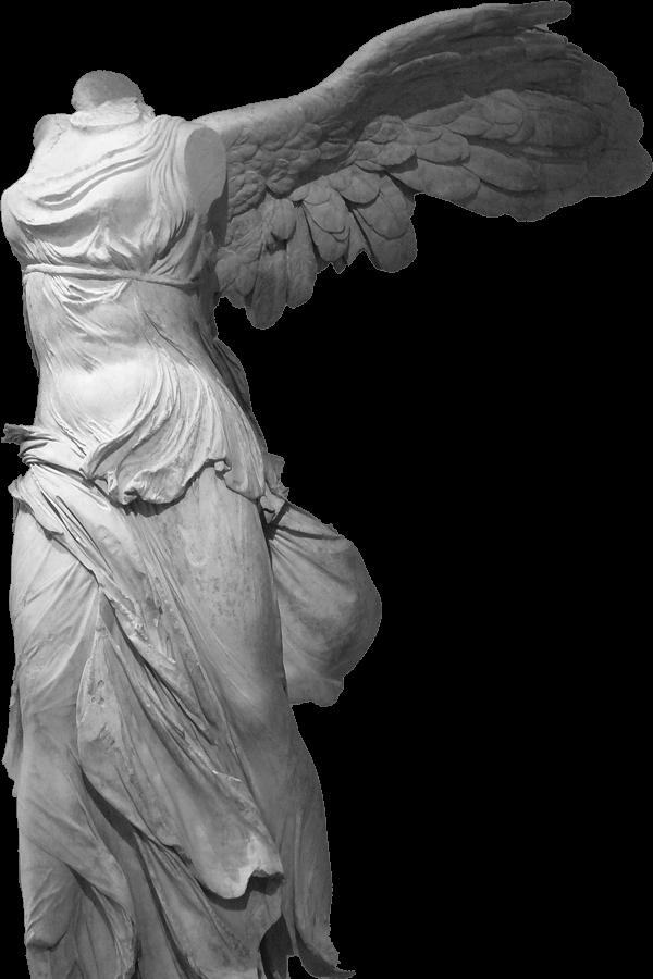 the winged samothrace