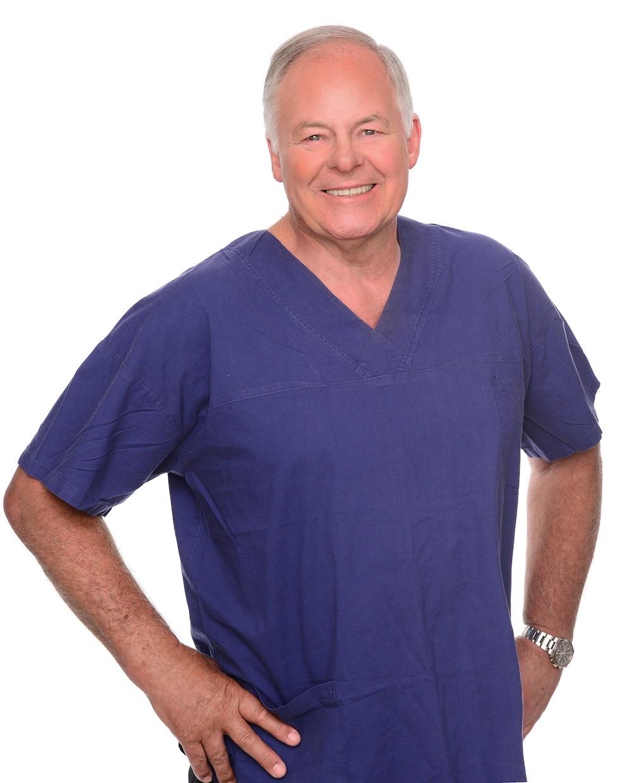 Dr John Grey