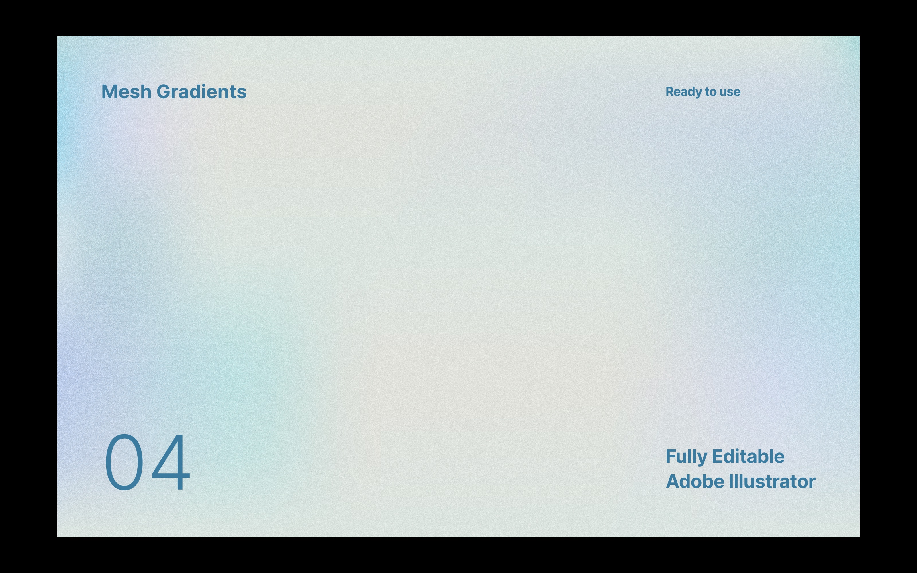 Mesh Gradients download for Illustrator, XD, Sketch and Figma