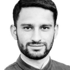ioAudio Team Member, Imran Qamer in Engineering