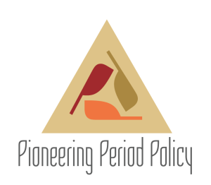 pioneering period policy