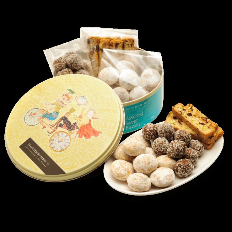 Assorted Sweet Biscuit Tin