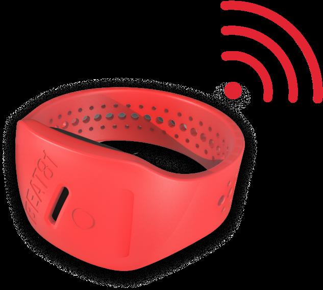 BEAt81 heart rate sensor