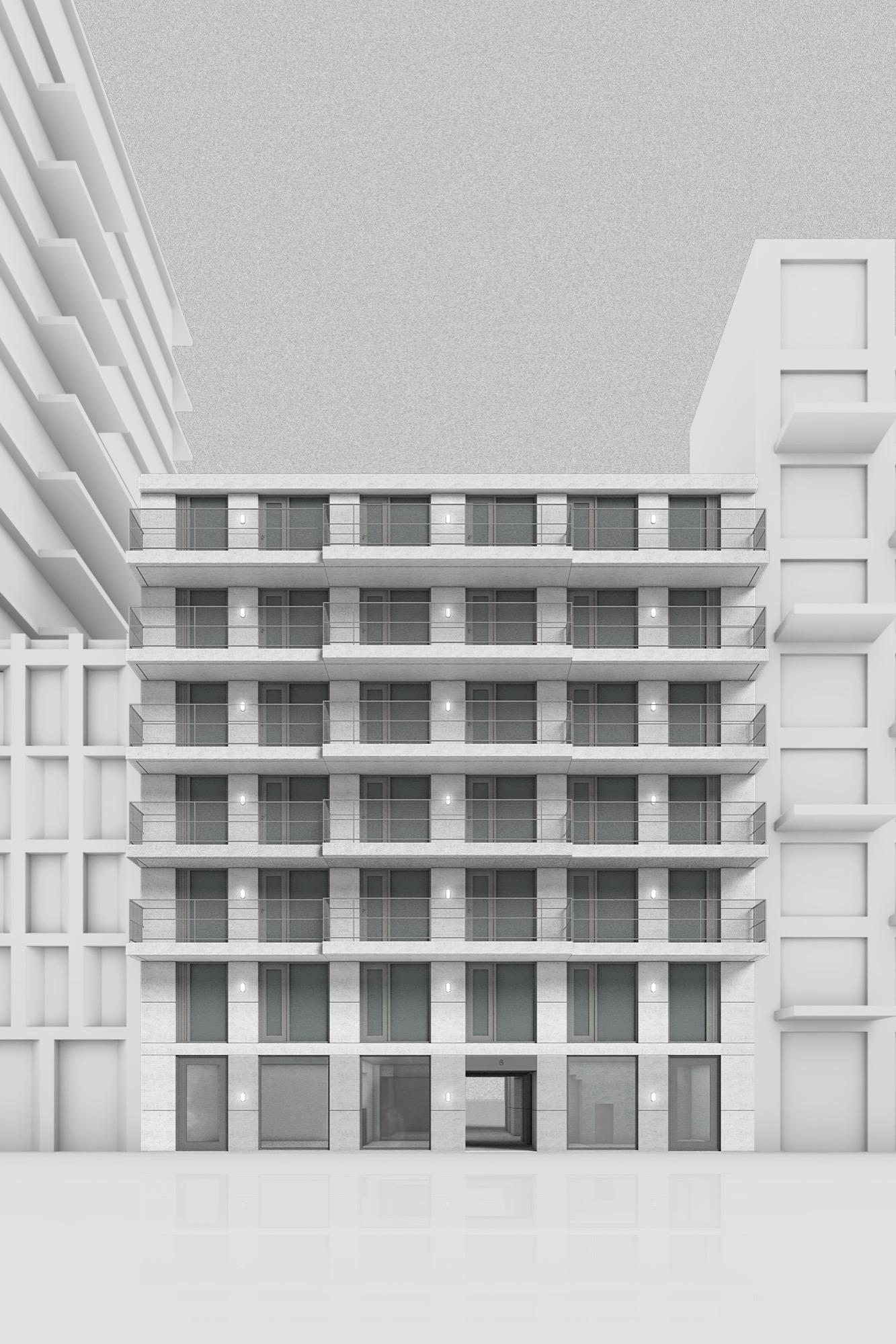 Blok 6 — Oostenburg