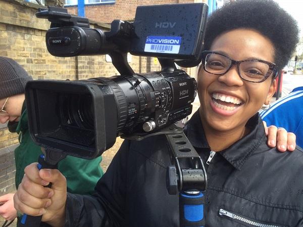 Go Film It Trainee Hannah Lee