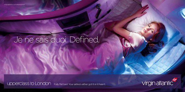 Virgin Atlantic 2012