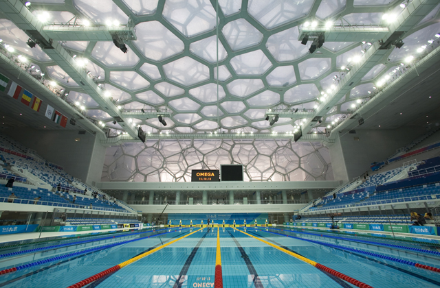 Beijing National Aquatics Centre The Water Cube C Ben Mcmillanjpg 640Px400