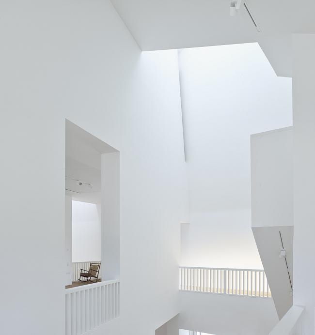 RIBA House 2017 interior