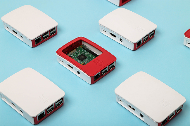 Raspberry Pi 650
