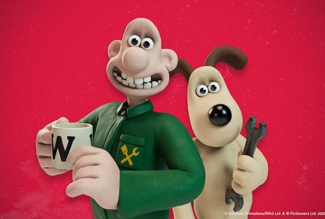 Wallace & Gromit large